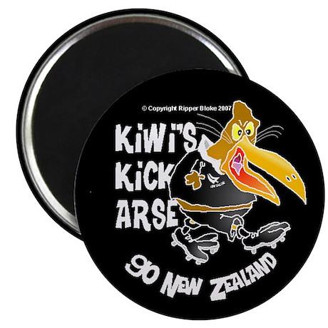"Kiwi's 2.25"" Magnet (100 pack)"