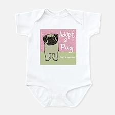 Adopt a Pug Infant Creeper