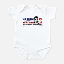 WWRD - Flag Infant Creeper