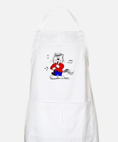 Catoons™ Clarinet Cat Apron