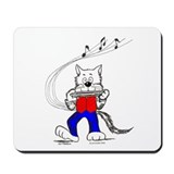 Music coasters Mouse Pads