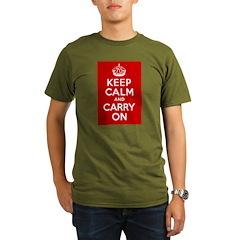 70th Birthday Keep Calm T-Shirt