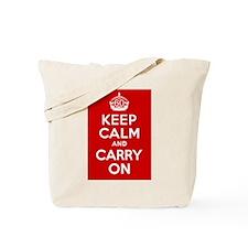 60th Birthday Keep Calm Tote Bag