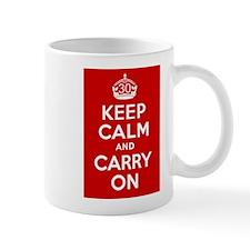 30th Birthday Keep Calm Mug
