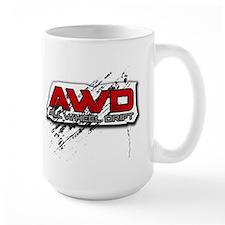 All Wheel Drift Mug