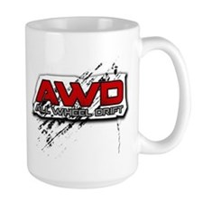 All Wheel Drift Mug