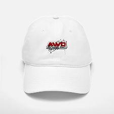 All Wheel Drift Baseball Baseball Cap