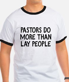 Pastors Do More Work Than Jus T