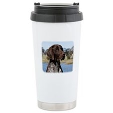 German Shorthaired Pointer 9Y832D-027 Travel Mug