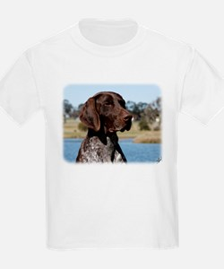 German Shorthaired Pointer 9Y832D-027 T-Shirt