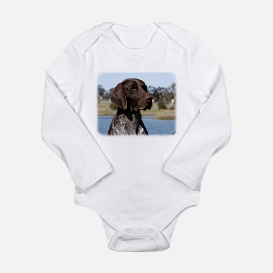 German Shorthaired Pointer 9Y832D-027 Long Sleeve