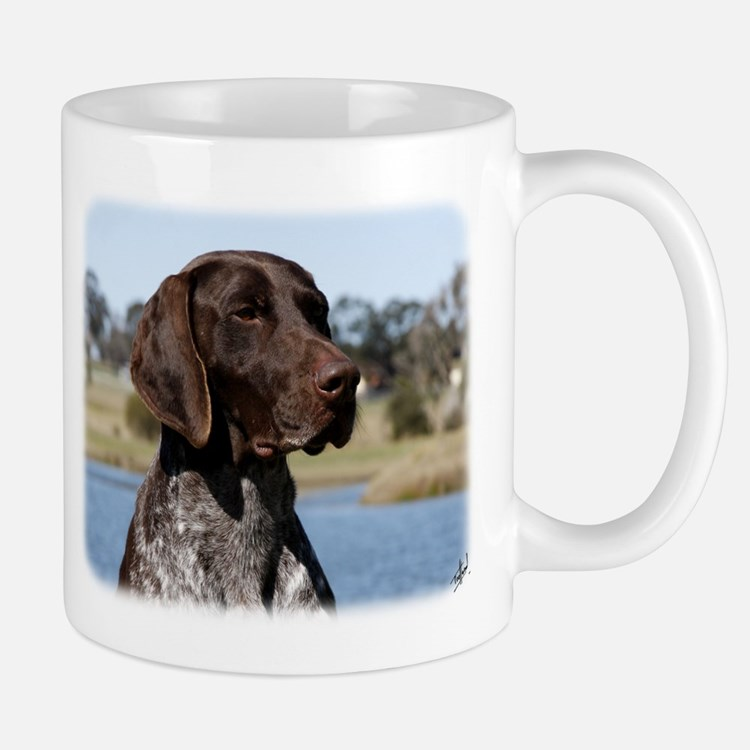 German Shorthaired Pointer 9Y832D-027 Mug