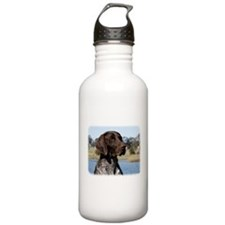German Shorthaired Pointer 9Y832D-027 Water Bottle