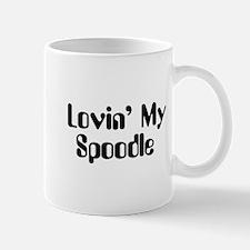 Lovin' My Spoodle Mug
