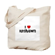 I * Keshawn Tote Bag