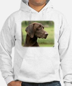 German Shorthaired Pointer 9Y163D-159 Hoodie