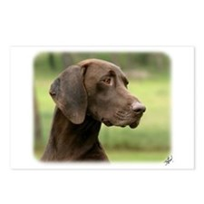 German Shorthaired Pointer 9Y163D-159 Postcards (P
