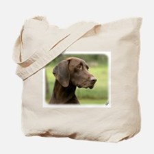 German Shorthaired Pointer 9Y163D-159 Tote Bag
