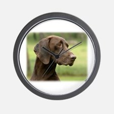 German Shorthaired Pointer 9Y163D-159 Wall Clock