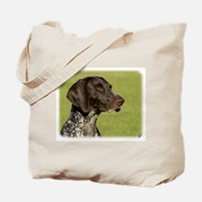 German Shorthaired Pointer 9P003D-022 Tote Bag
