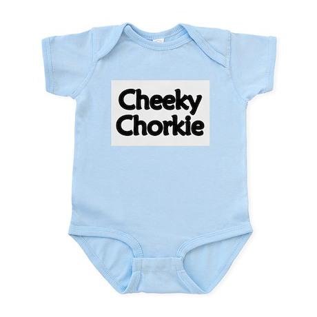 Cheeky Chorkie Infant Bodysuit