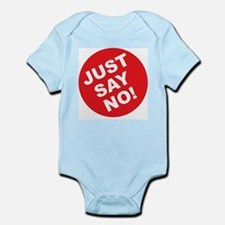 Just Say No! Onesie