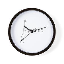 Oar-gasmic Wall Clock