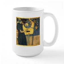 Gustav Klimt 'Music' Mug