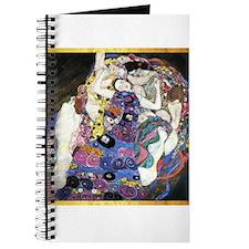Gustav Klimt 'The Virgins' Journal
