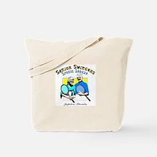 Senior Swingers Sports League Tote Bag