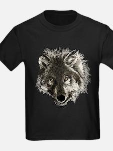 Wolf Portrait T