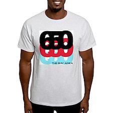 650 - Ash Grey T-Shirt