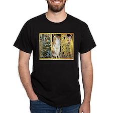 Gustav Klimt 'Couples Collag T-Shirt