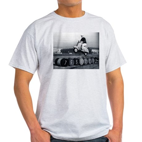 Scooter Stunt Light T-Shirt
