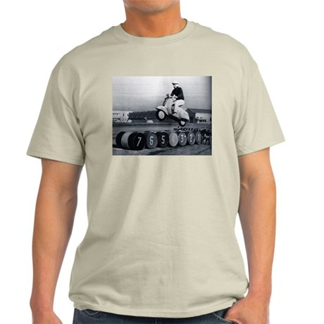 Scooter Stunt Light T-Shirt
