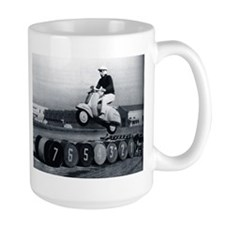 Scooter Stunt Mug