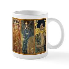 Gustav Klimt 'Dark Lady Coll Mug