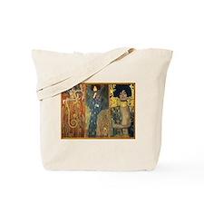 Gustav Klimt 'Dark Lady Coll Tote Bag