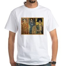 Gustav Klimt 'Dark Lady Coll Shirt