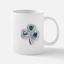 Emerald Shamrock Mug