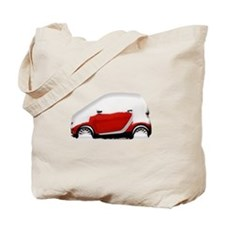 Smart Snow Tote Bag