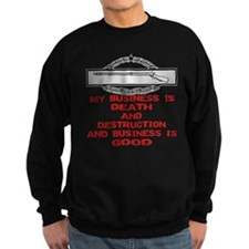 CIB Death And Destruction Sweatshirt
