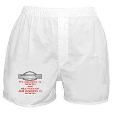 CIB Death And Destruction Boxer Shorts