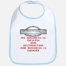 CIB Death And Destruction Bib