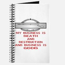 CIB Death And Destruction Journal