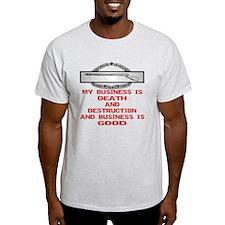 CIB Death And Destruction T-Shirt