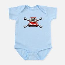 Smart Crossbones Infant Bodysuit