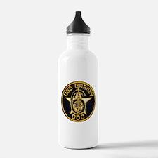 USS BARNEY Water Bottle
