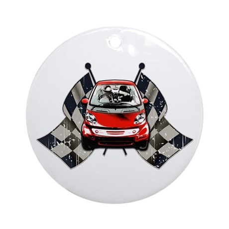 Smart Style Ornament (Round)