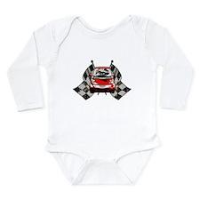 Smart Style Long Sleeve Infant Bodysuit